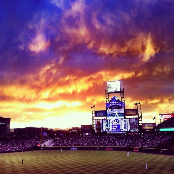 Usa Colorado Denver: Best Five Places To See A Colorado Sunset In Denver