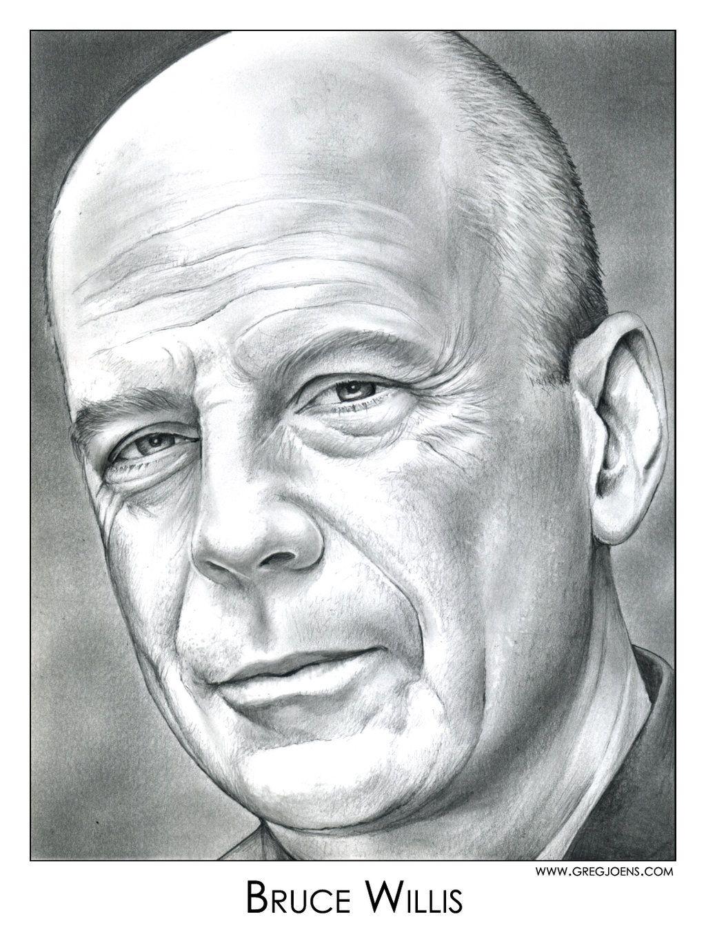 7e41a4248acaa Bruce Willis by gregchapin.deviantart.com on  deviantART