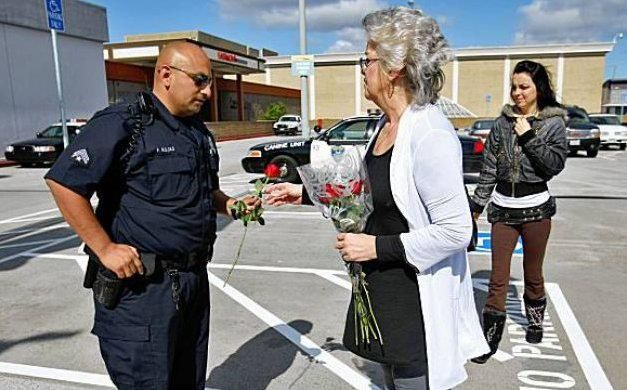 Law Enforcement Can Be A Thankless Job But Then Again An Occasional Thank You Is Nice Everyday Heroes Law Enforcement Police Support