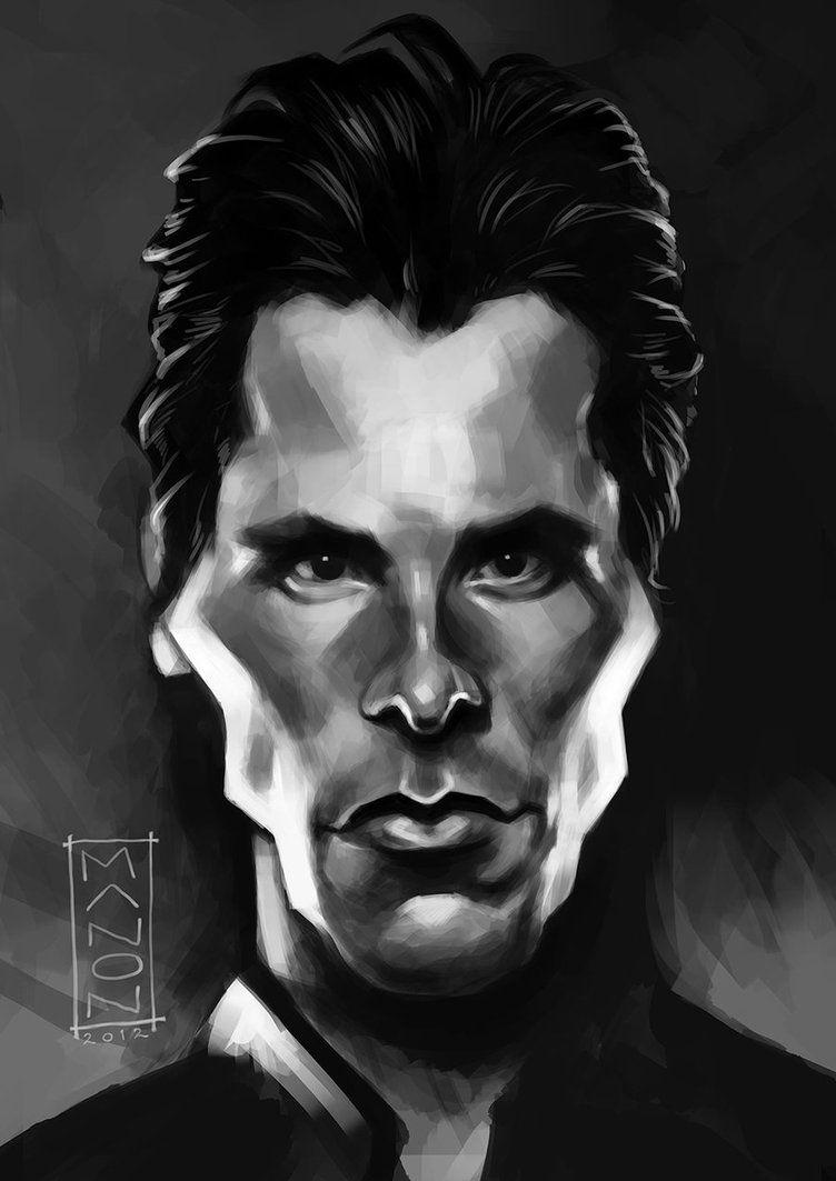 Christian Bale by jakubmaslowski on DeviantArt