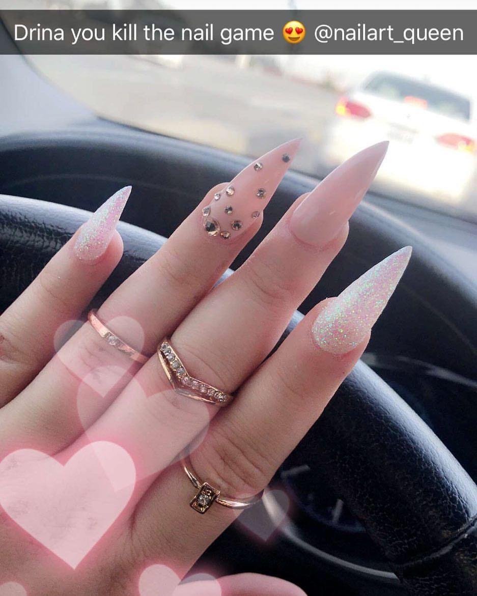 kendecha✨ - nail ideas. | Pinterest - Nagel