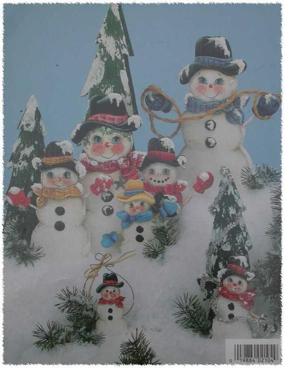 Everyday's A Holiday Tole Painting Pattern Book #tolepainting