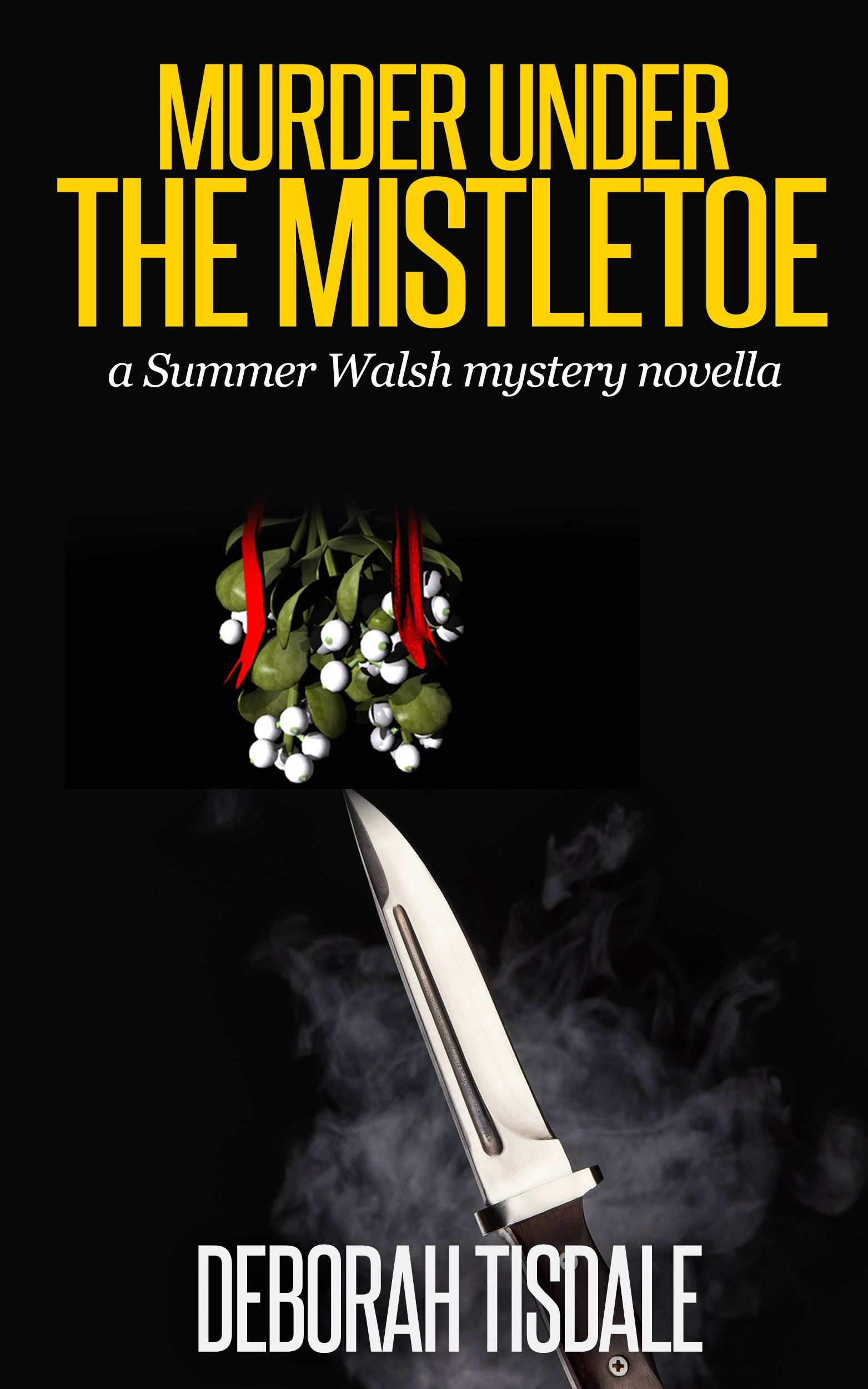 Murder Under the Mistletoe: A Summer Walsh Mystery Novella:Amazon