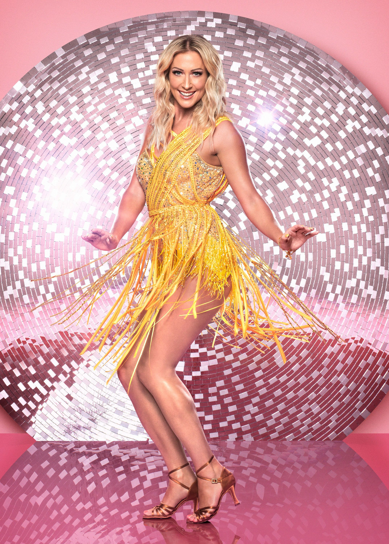 dd9004bd0e23 Faye Tozer - DigitalSpy.com Strictly Dancers, Strictly Come Dancing 2017,  Female Dancers