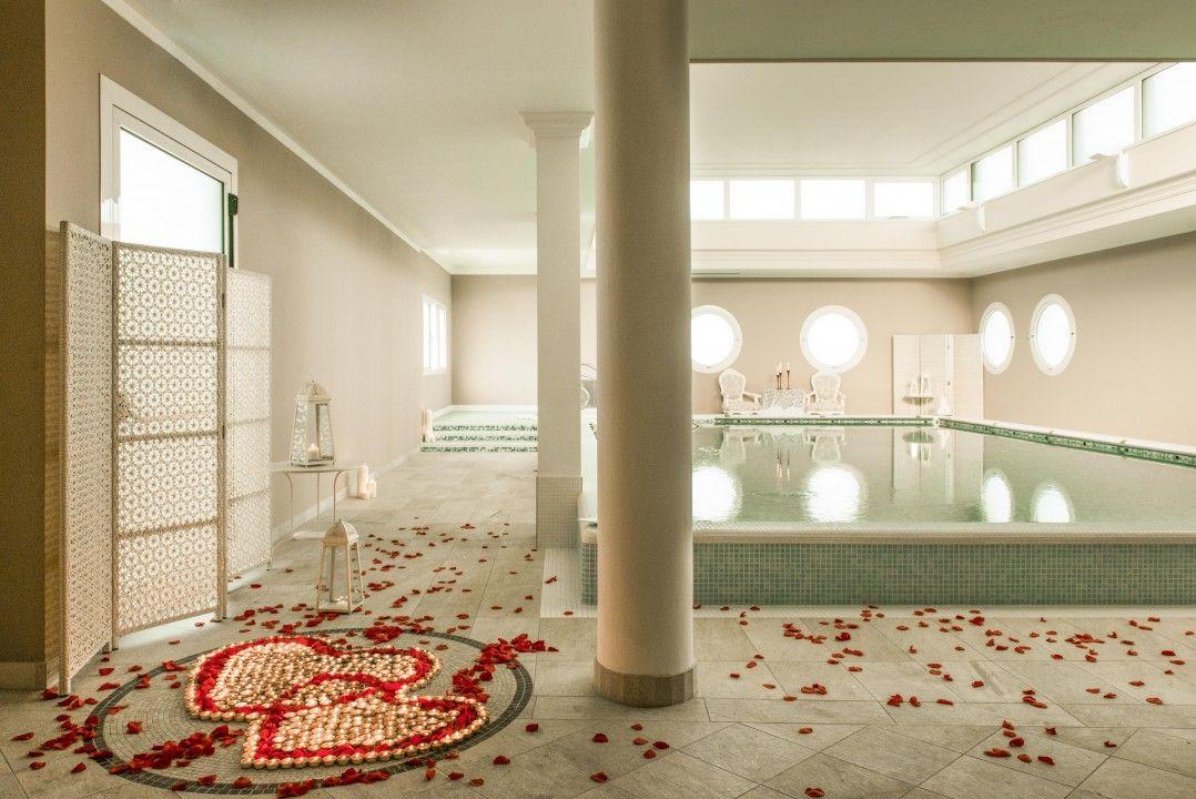 Colli Euganei, Abano Terme. Hotel di lusso con centro termale ...