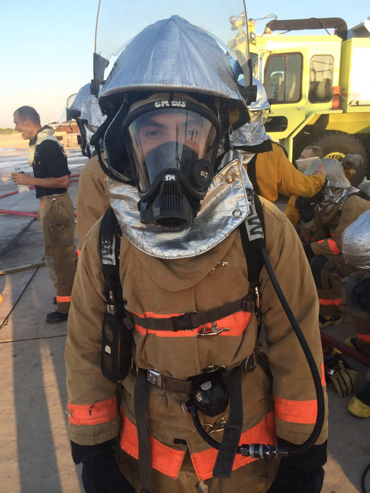 firefighter training marine corps goodfellow air force base 8 2014 my son