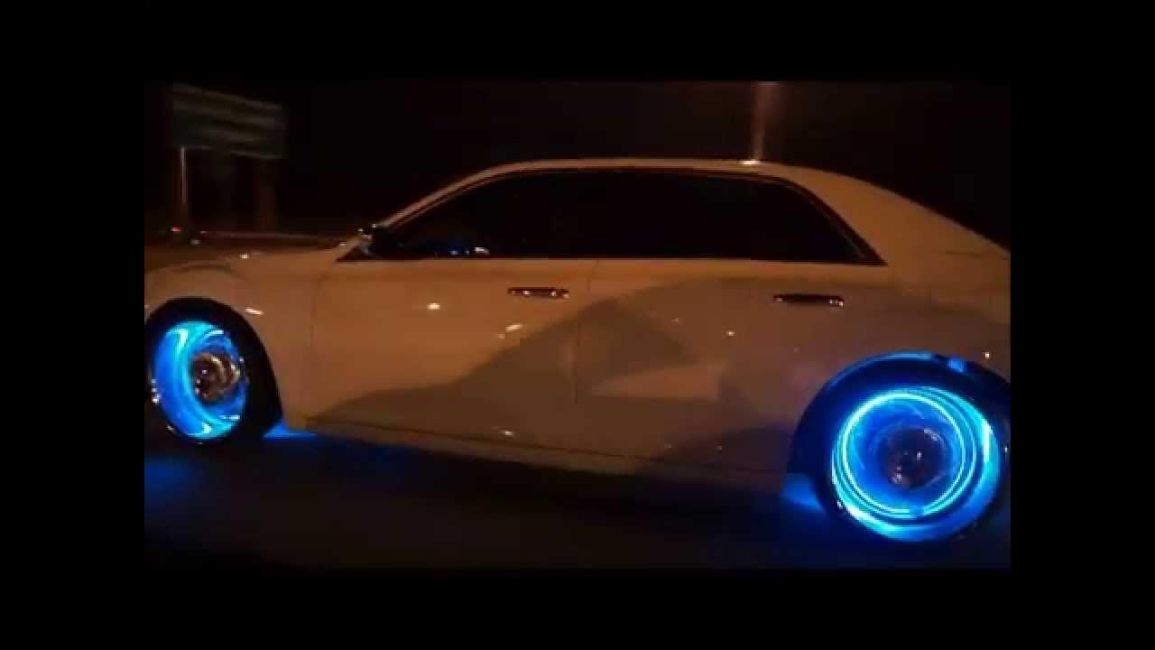 Led Per Auto Tuning.Chrysler 300c Led Rims Chrysler 300 Chrysler 300c