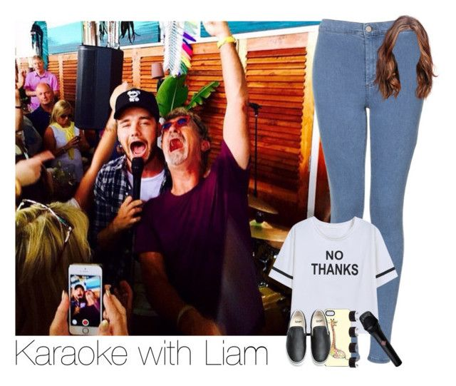 """Karaoke with Liam"" by hpforever00 ❤ liked on Polyvore"