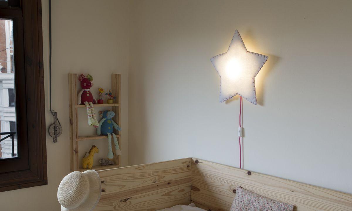 Buokids iluminará sus sueños | Lamparas infantiles, Estrella y ...