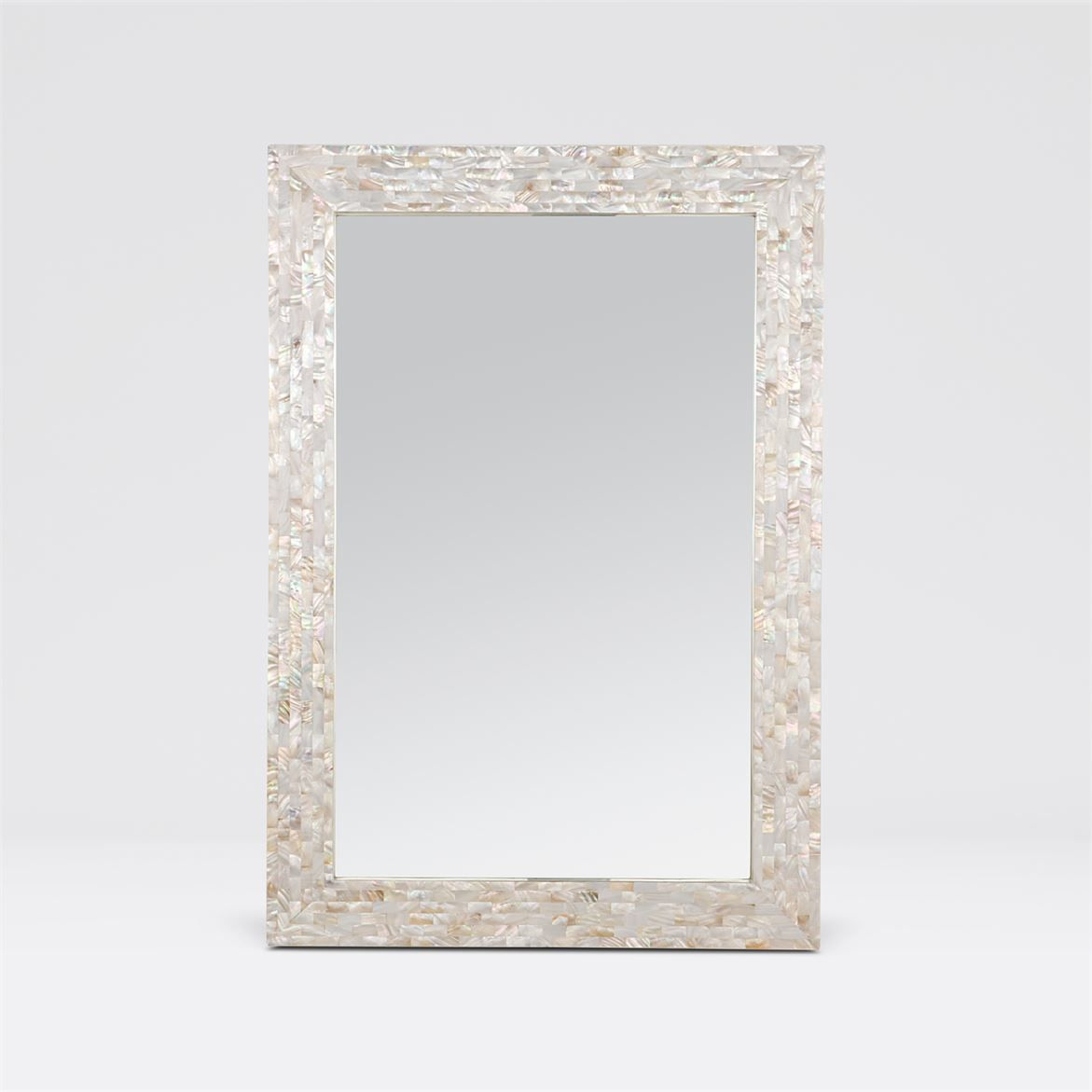 32x52 So Would Be Mounted On Wall This Is Bone Click Through To See More Accurate Picture Of Texture Powder Room Mirror Master Bath Mirror Shell Mirror