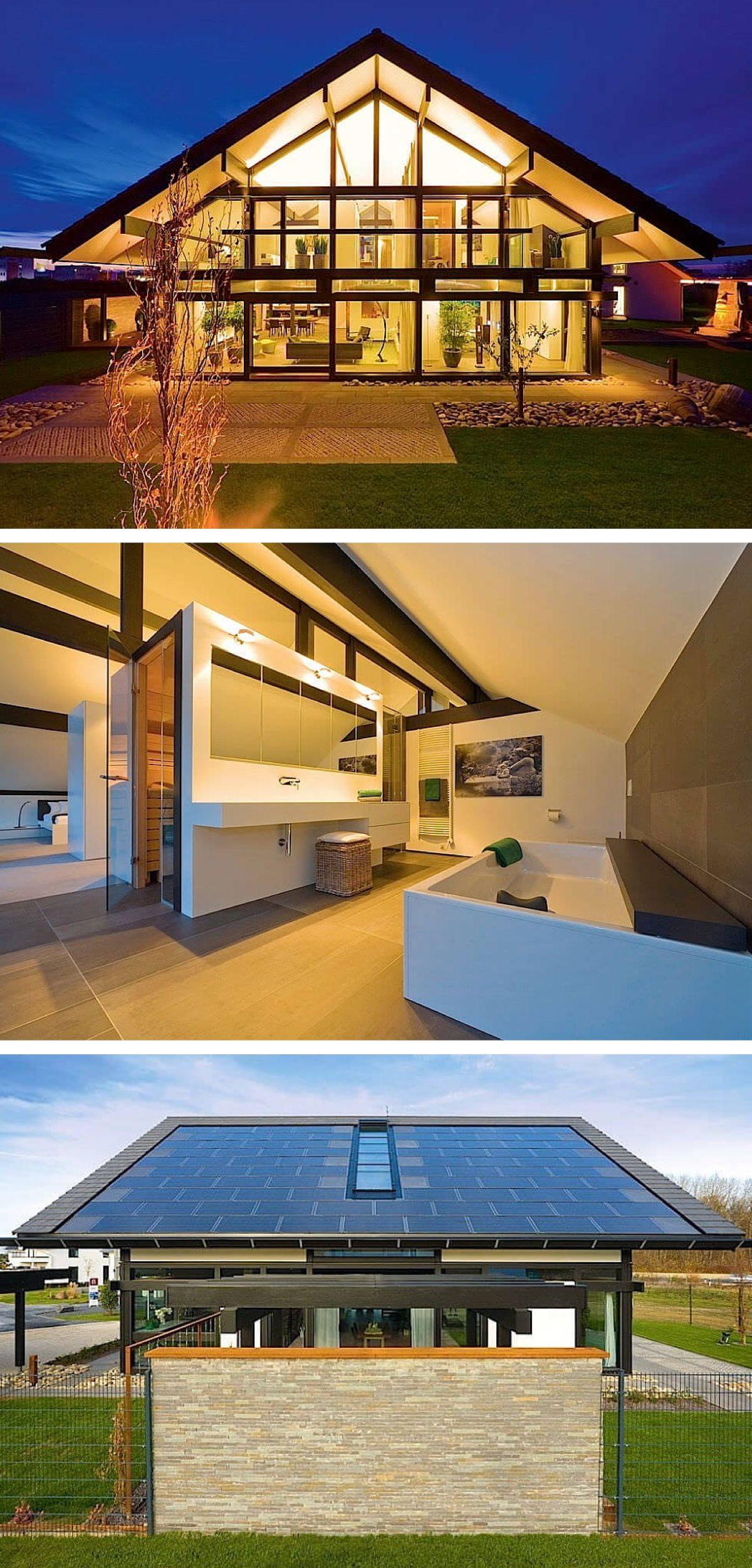 Haus Innen Modern - sourcecrave.com -