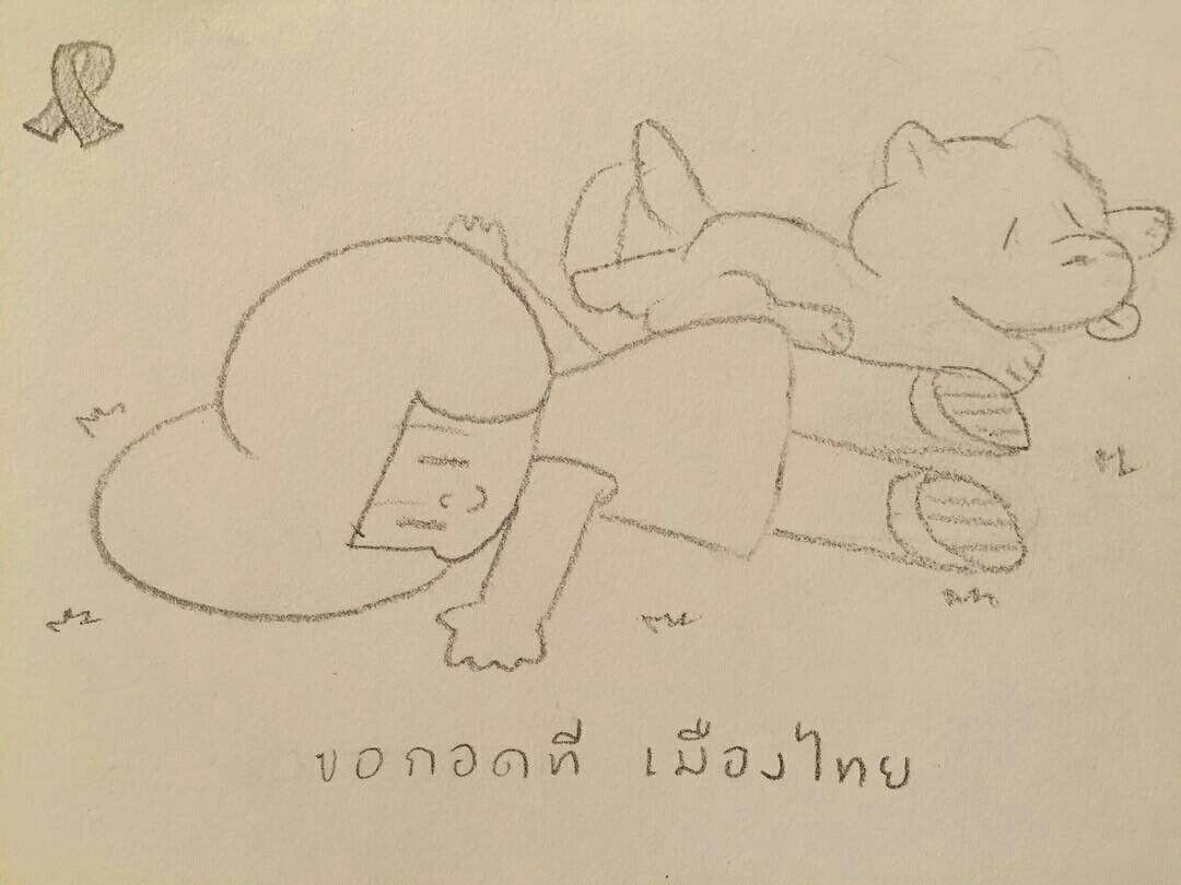 """@wisut  """"Hug Thailand """""""
