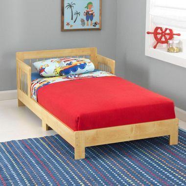Kidkraft Houston Toddler Bed - Natural