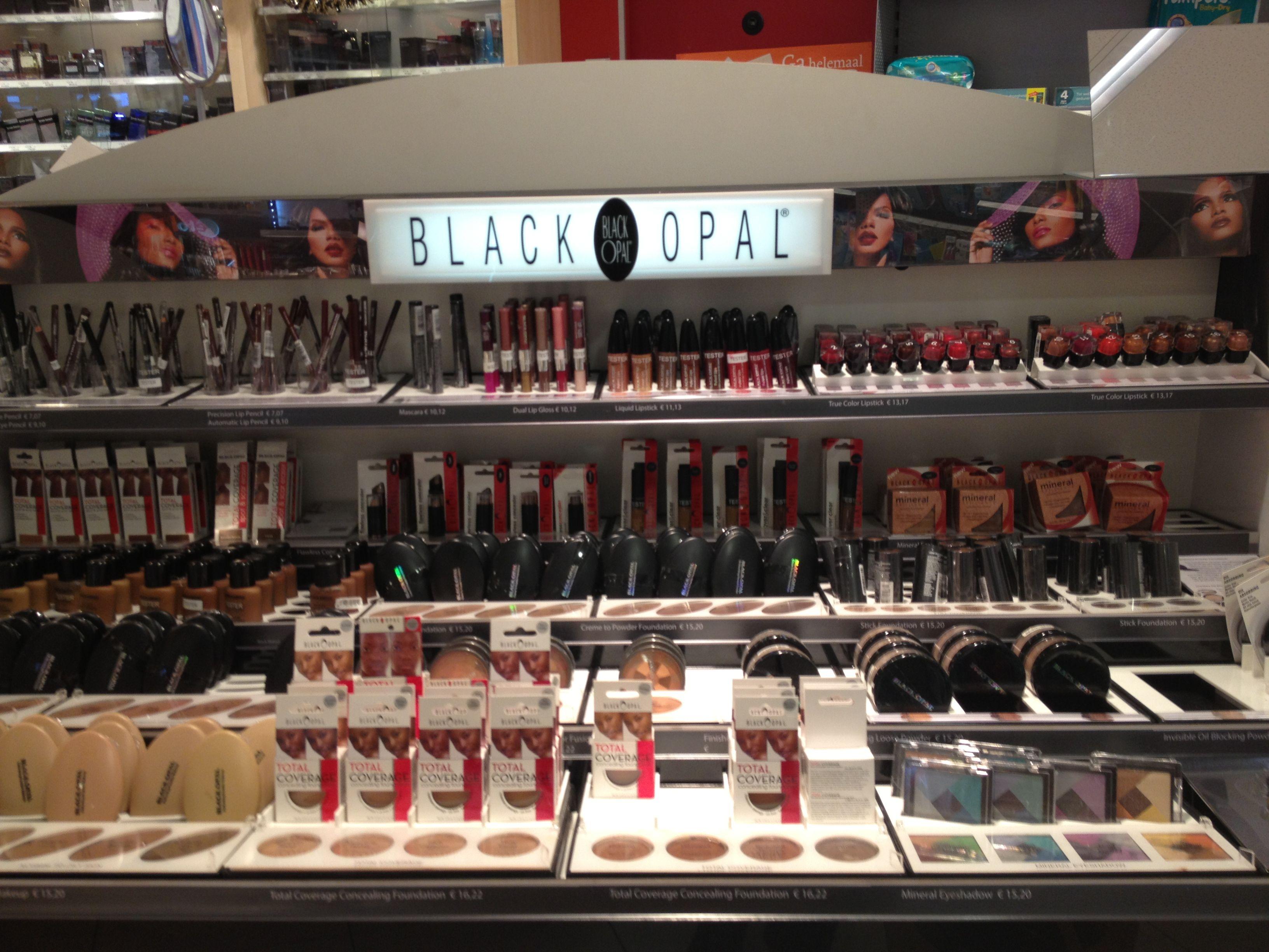 Black Opal Cosmetics In The Netherlands Zaandam Skin Cosmetics Beauty Brand Zaandam