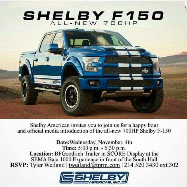 Shelby F150 Trucks Ford Trucks Shelby F150