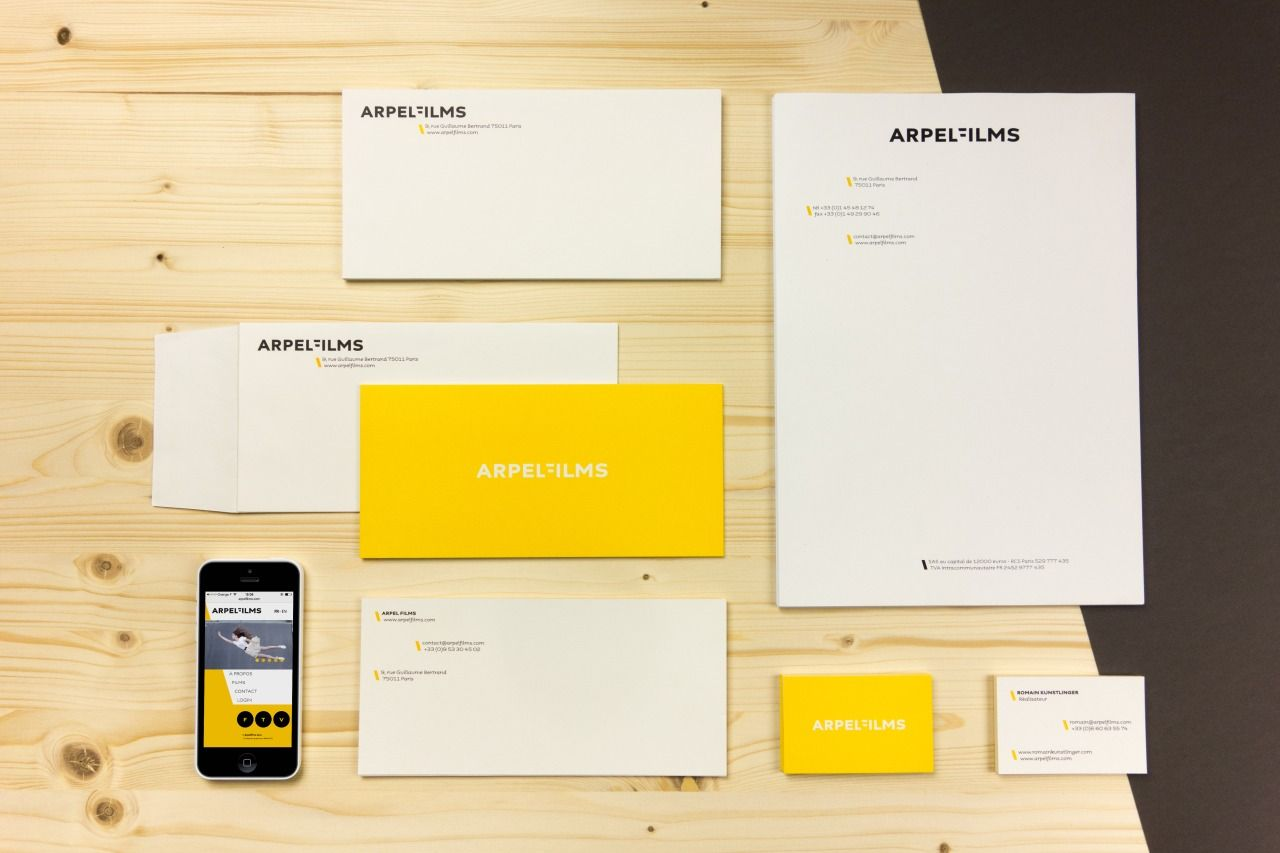 - Atelier C&J - ARPEL FILMS (Corporate Identity -...