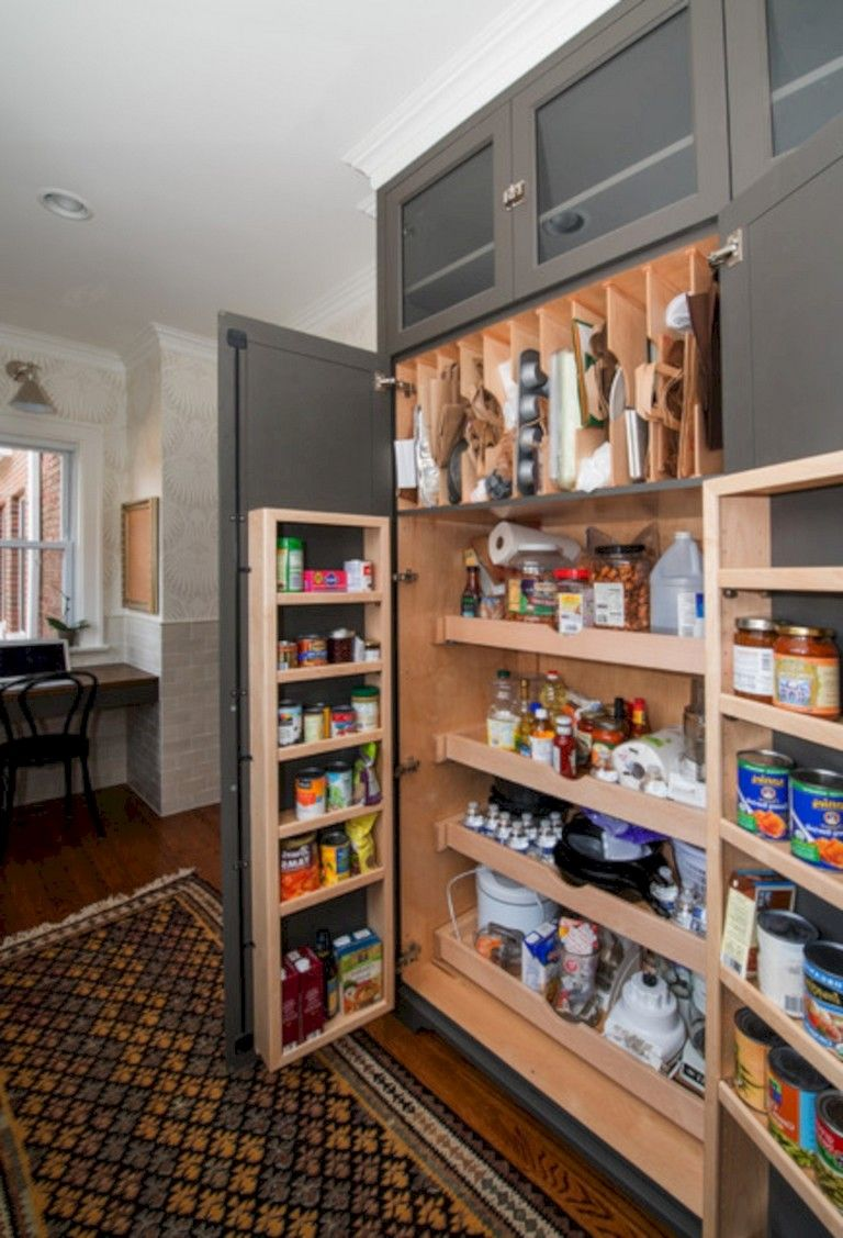 40 marvelous kitchen cupboard organization ideas page 22 of 50 in 2020 pantry design on organizing kitchen cabinets zones id=69058