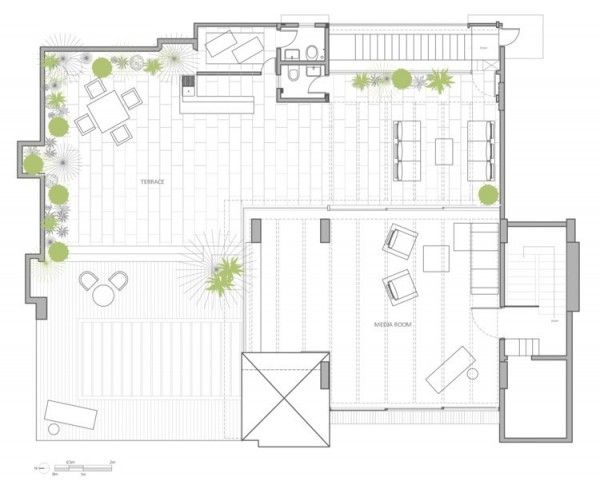 Villa in the Sky by Abraham John Architects Floorplans Pinterest - best of blueprint capital advisors aum