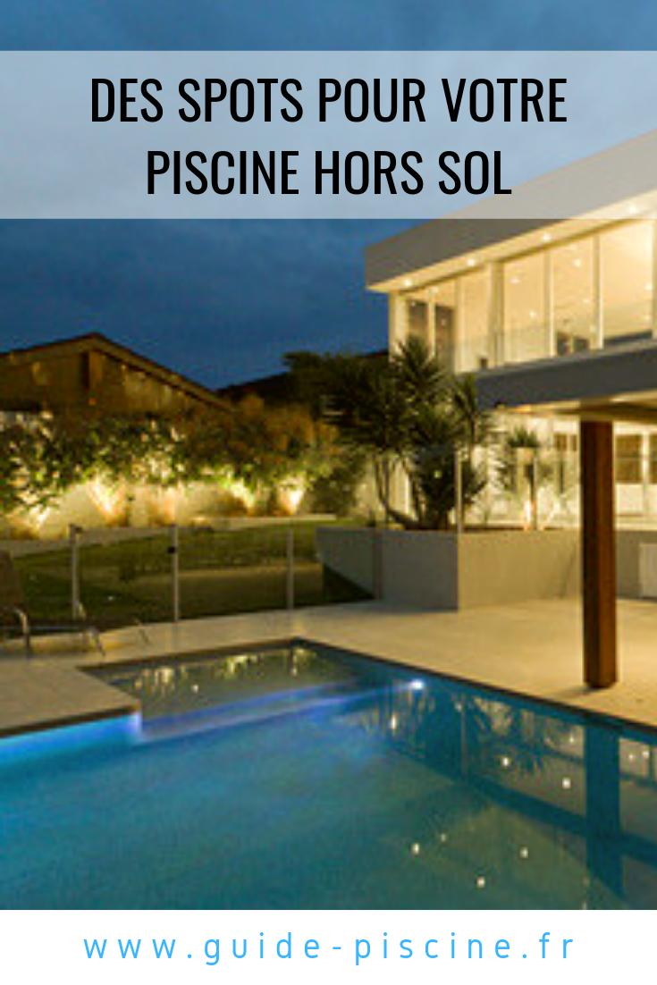 Piscine Hors Sol Portugal les spots pour piscine hors-sol   piscine hors sol