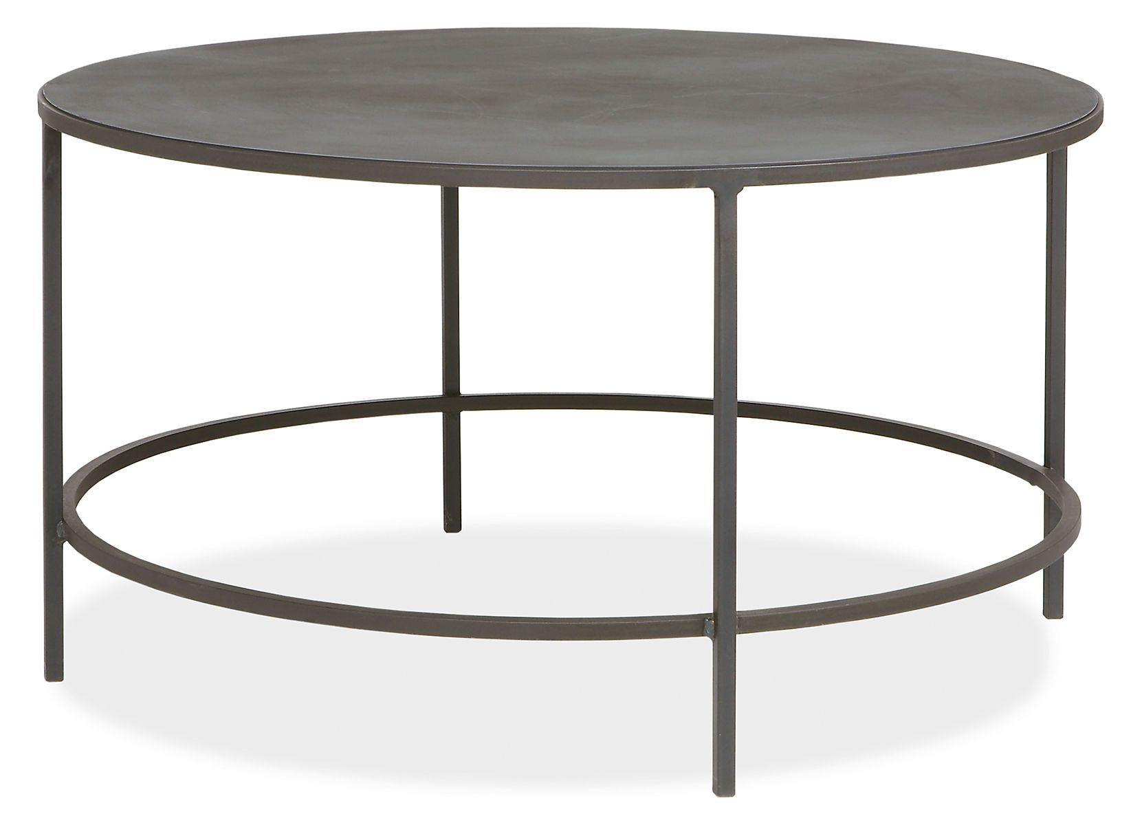 Slim Round Coffee Tables In Natural Steel Modern Coffee Tables Modern Living Room Furniture Room Board Coffee Table Cheap Coffee Table Cocktail Tables Living Room [ 1200 x 1661 Pixel ]