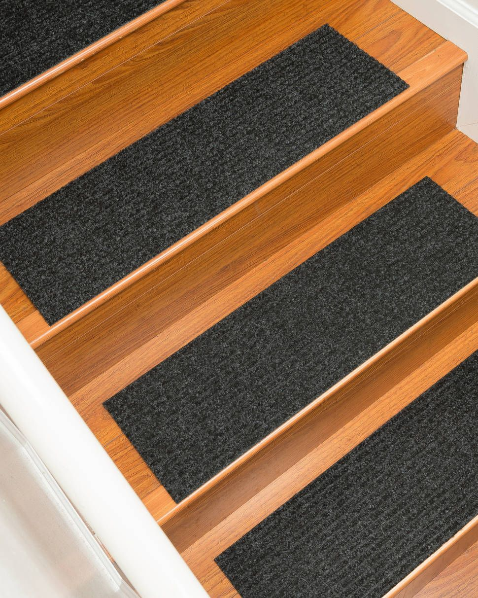 Best Bayless Charcoal Stair Tread Stair Treads Stairway 400 x 300