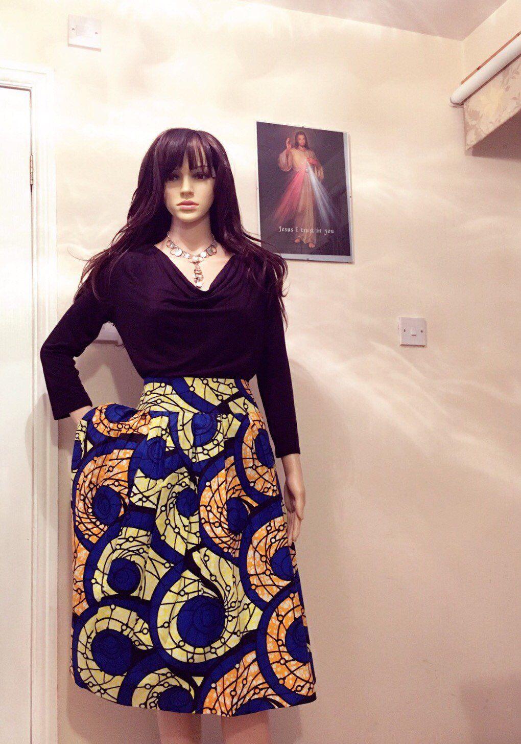 f62fc7e6b African Print Skirt Uk | Saddha