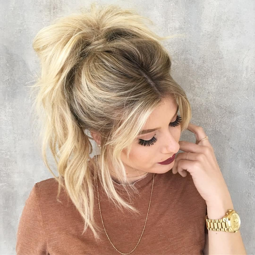 the 20 most alluring ponytail hairstyles   hair in 2019