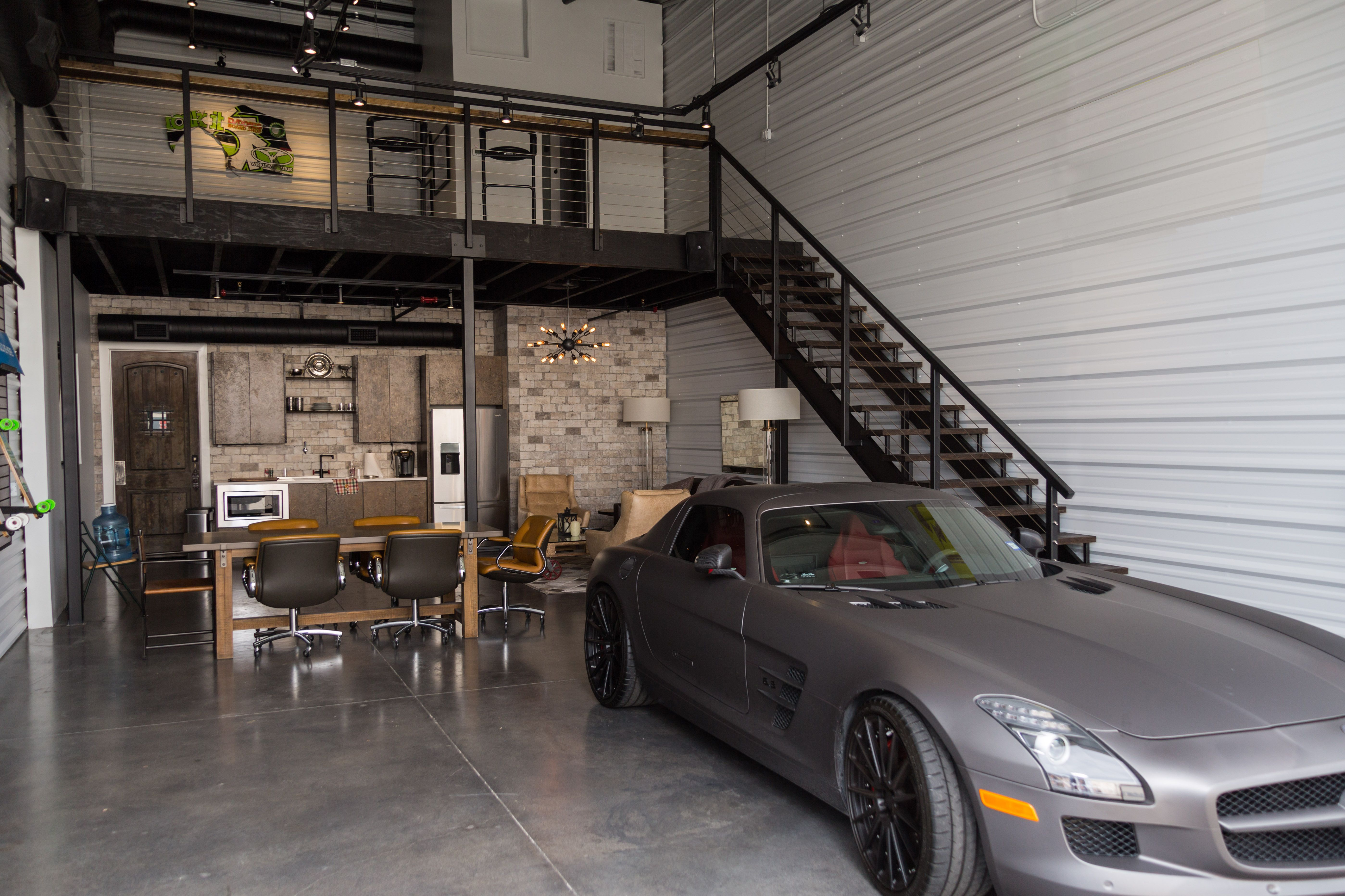 There S Plenty Of Room To Customize Your Garage Any Way That You