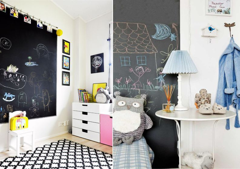 #KINDERZIMMER Designs Kinderzimmer Dekorideen: Skandinavisches Kinderzimmer  #kreativ #DekorationIdeen #bedroom #room