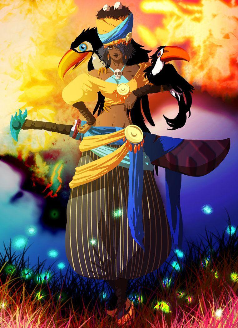 VC Crew / One Piece OC : Irma Lafayette by Sydhius on DeviantArt