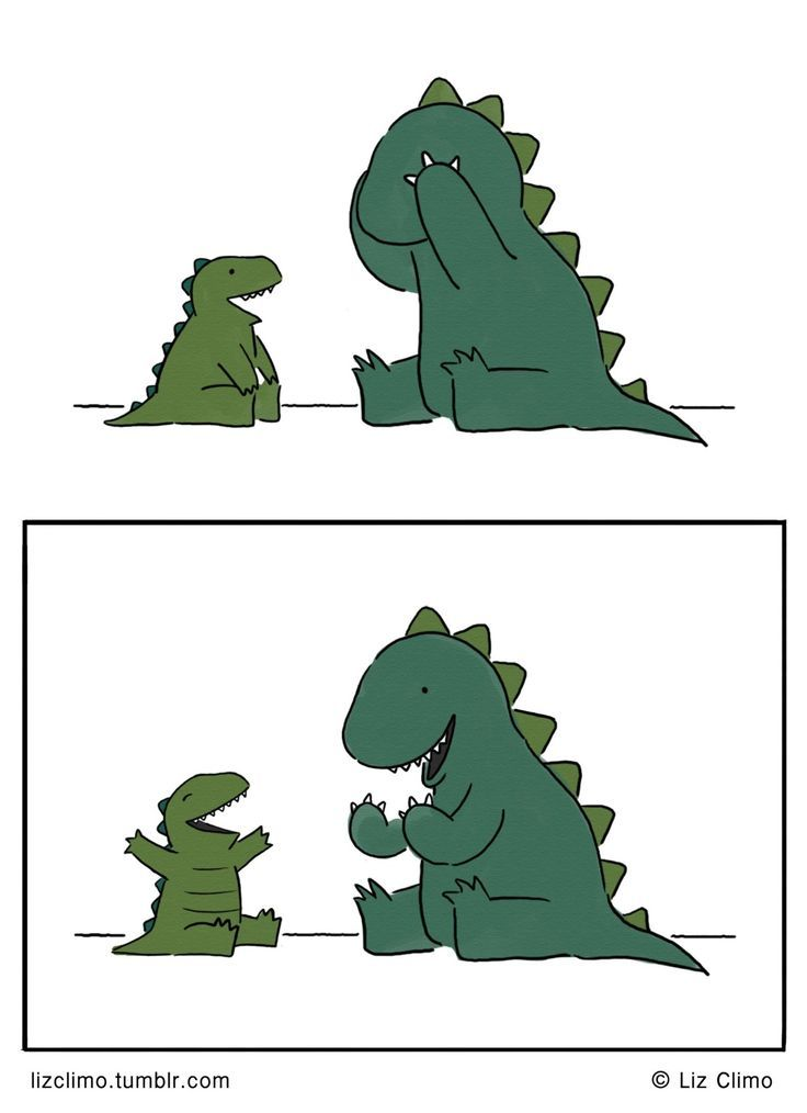 Cute Baby Dinosaurs Tumblr So Many Cute Drawings On This Blog It