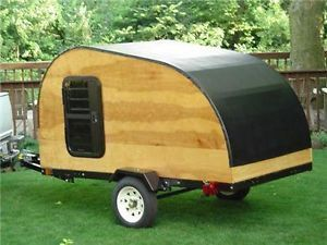 Used Teardrop Trailers For Sale On Popscreen Teardrop Camper