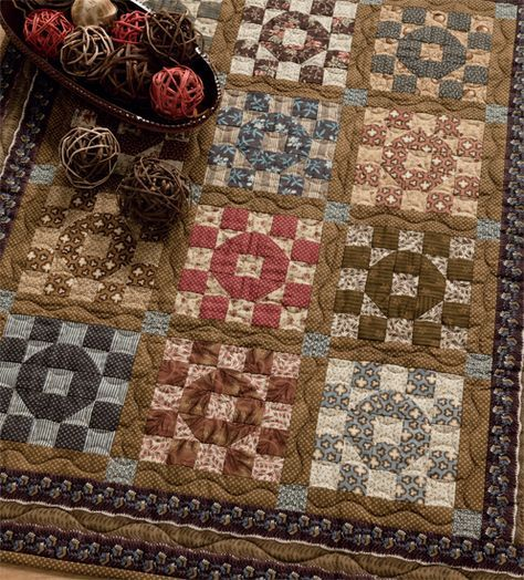 A Treasury Of Quilts For