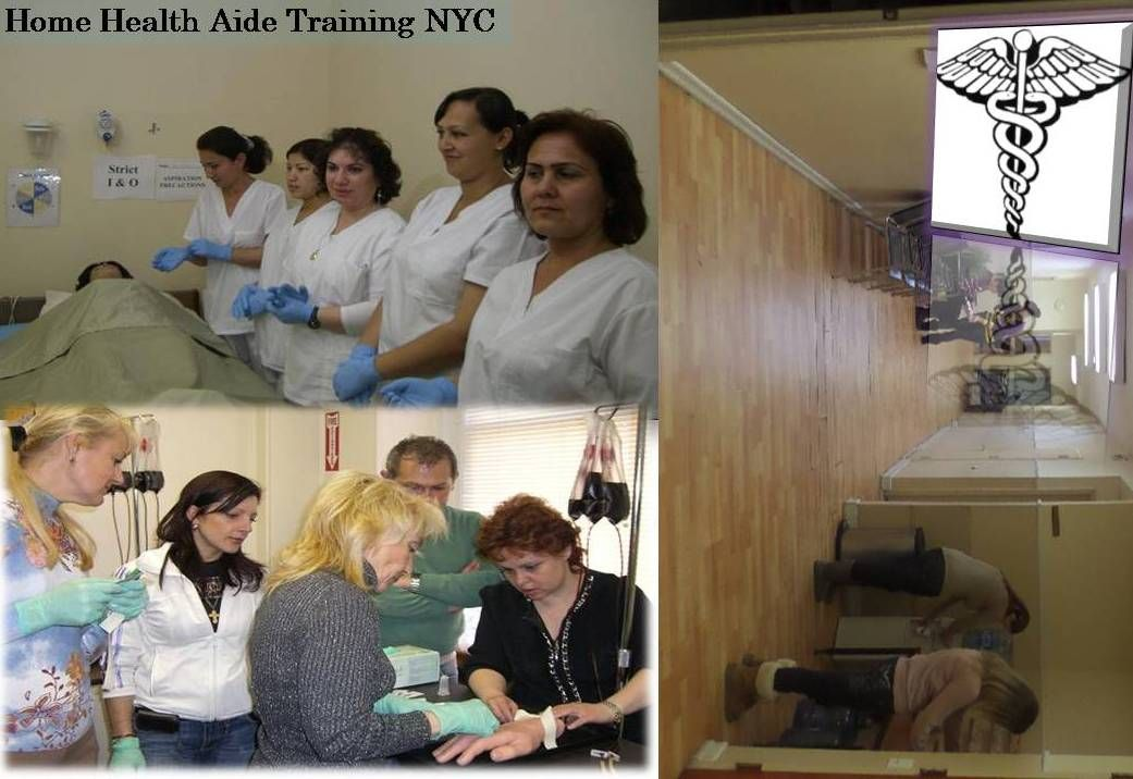 Home health aide training nyc with images home health