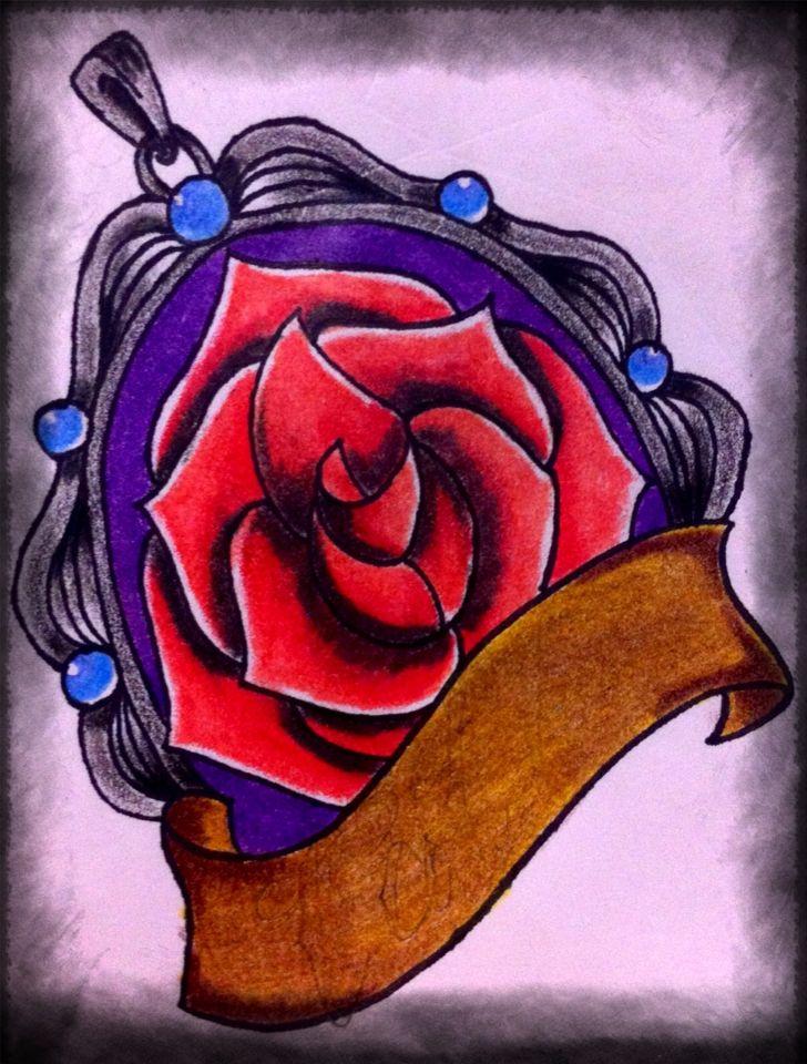 Camafeo rose!!