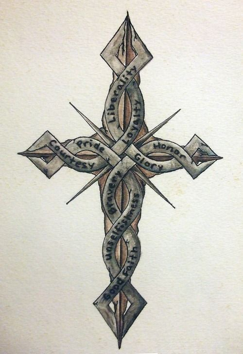 Cross Of Chivalry By Fireflyskys On Artician Pencil Drawings Cross Drawing Drawings