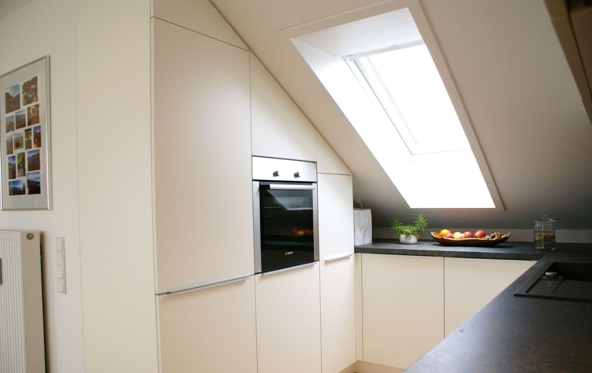 pin von barbara auf home mit bildern  küche dachschräge