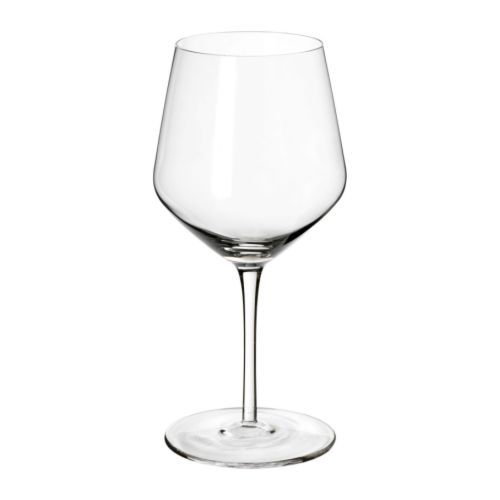 Rotweingläser Ikea angular wine glasses are really lovely these are from ikea for 6