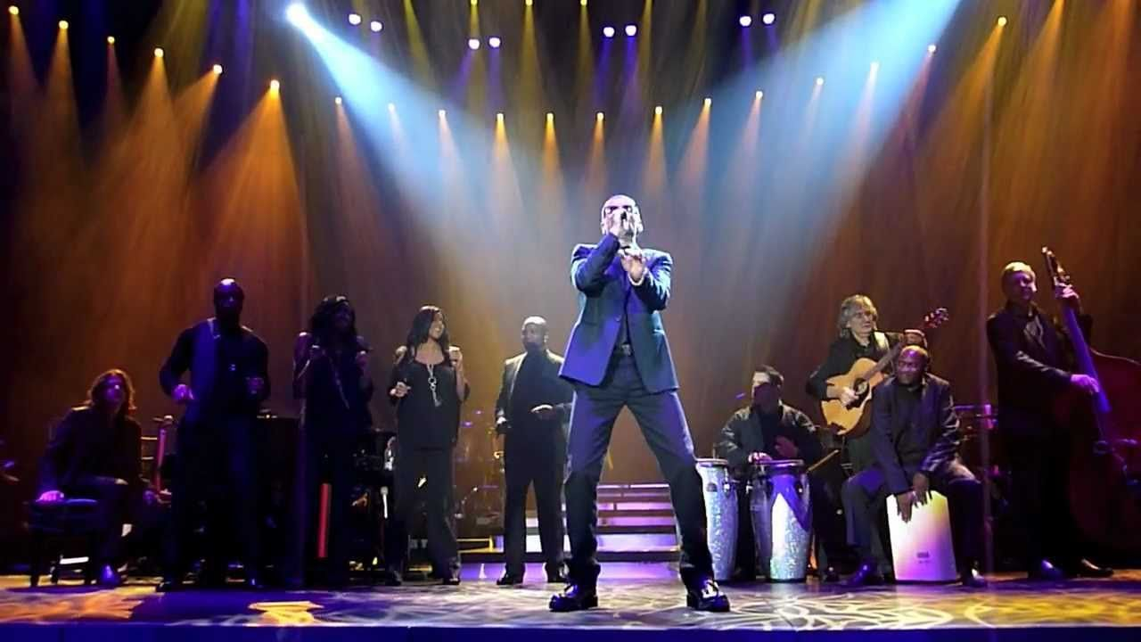 George Michael Live The Final Act Symphonica Tour Jyske Bank Boxen H