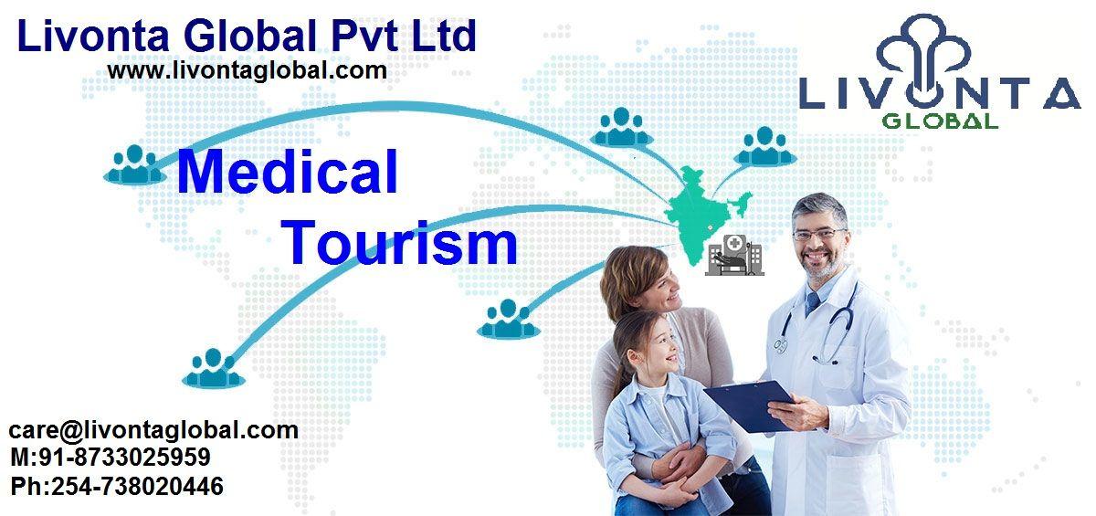 Livonta Global Pvt Ltd is Medical Tourism Service Provider
