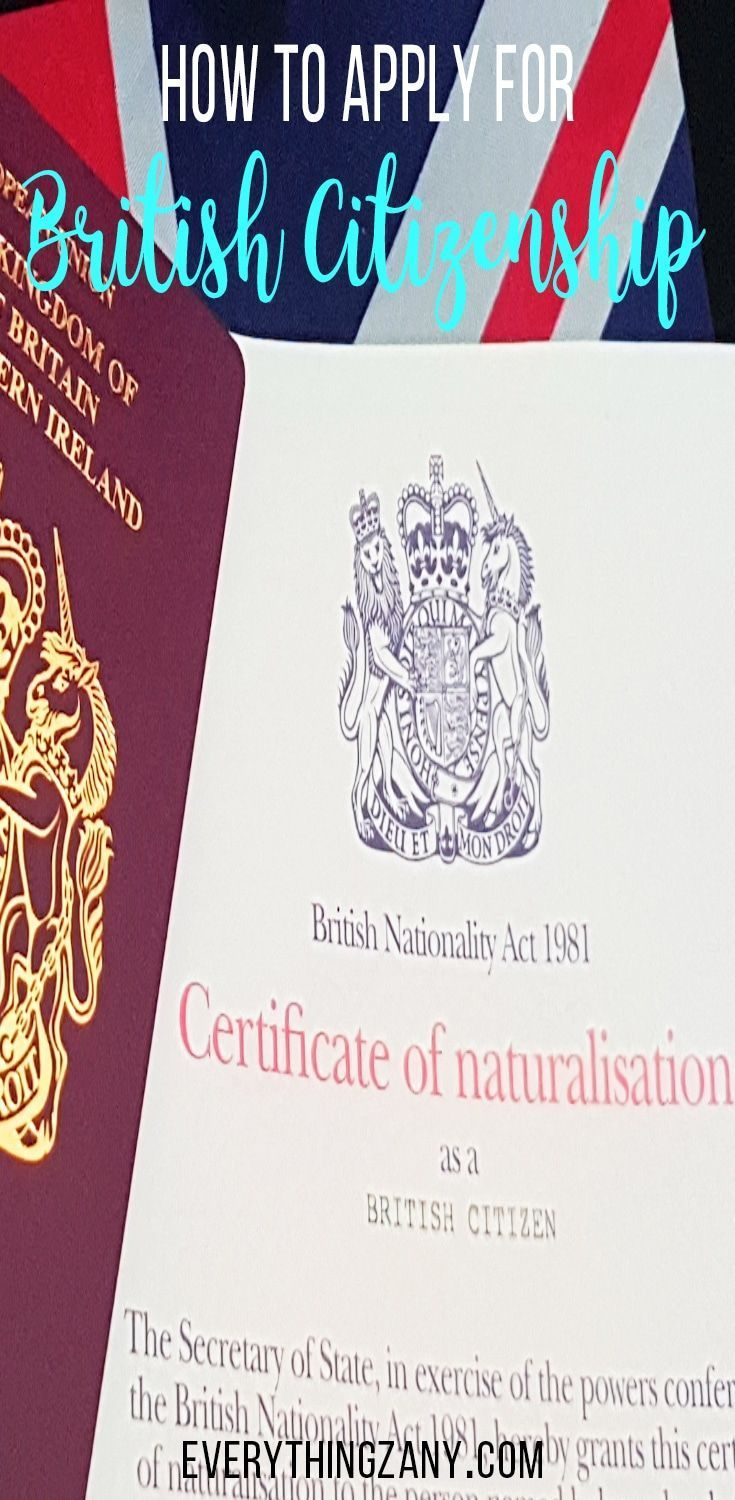 How To Easily Apply For UK Citizenship And British