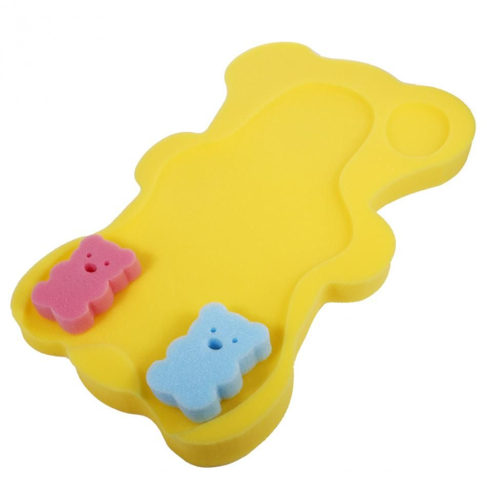 Click to Buy << Safe Baby Shower Bath Seat Body Support Cushion ...