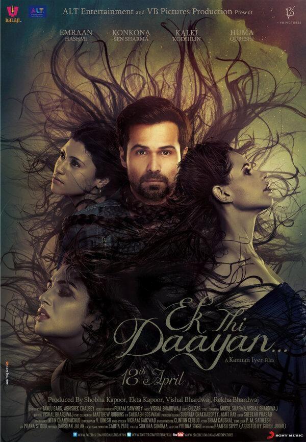 First Look Ek Thi Daayan Hindi Movies Hindi Movie Song Movie Songs