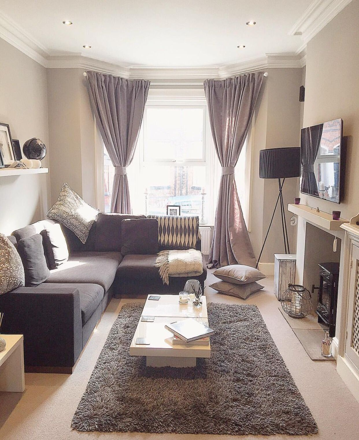 Living room setup also apartment decorations in pinterest rh br