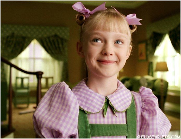 "dakota fanning cat in the hat | Dakota Fanning/""Cat in the ..."