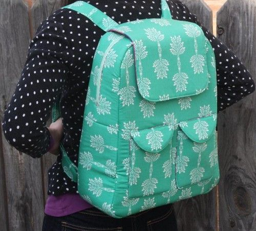 Backpacks | Pdf sewing patterns, Sewing patterns and Backpacks