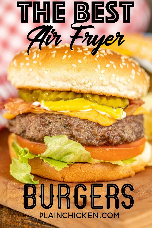 airfryer foods AirFryerFoods in 2020 Air fryer recipes