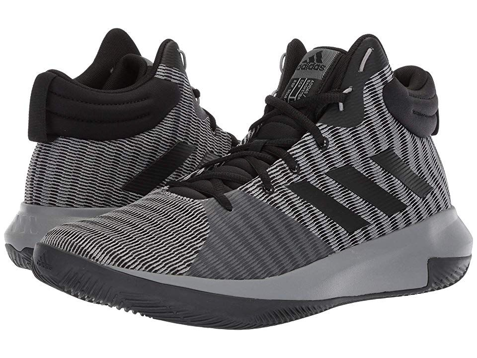 c0f73a54bde2 adidas Pro Elevate (Grey 3 Black Grey 3) Men s Shoes. Dribble and spin the  ball on your finger for the crowd while whistling Sweet Georgia Brown in  the ...