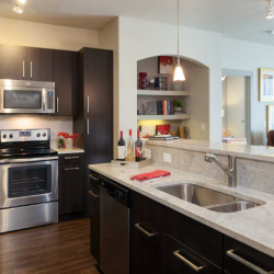 Amli River Oaks Apartment Locator Online Houston Apartment Apartment Floor Plans Slab Granite Countertops