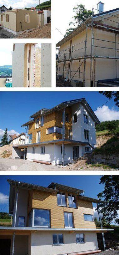 maison de ville passive bois Passive house - Maison passive